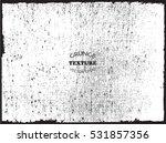 vector grunge texture.distress... | Shutterstock .eps vector #531857356