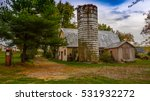 Abandoned Farm   Usa
