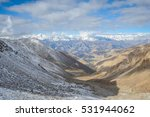 himalyan mountains in india ... | Shutterstock . vector #531944062