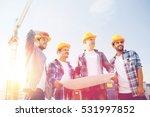 business  building  teamwork... | Shutterstock . vector #531997852