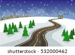 vector illustration in a flat... | Shutterstock .eps vector #532000462