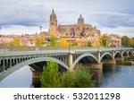 Salamanca Is A City Of Castill...