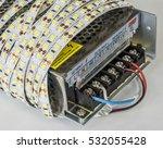 different led strips led... | Shutterstock . vector #532055428
