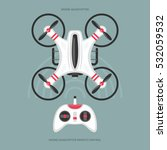 Drone Quadcopter With Remote...