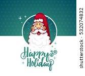 template design banner for... | Shutterstock .eps vector #532074832