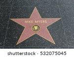 hollywood  ca   december 06 ... | Shutterstock . vector #532075045