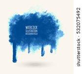vector splats splashes and... | Shutterstock .eps vector #532075492