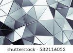 abstract 3d rendering of... | Shutterstock . vector #532116052