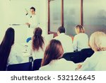 adult spanish health care...   Shutterstock . vector #532126645