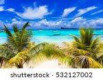 tropical scenery   cap...   Shutterstock . vector #532127002