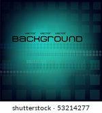 abstract background  vector | Shutterstock .eps vector #53214277