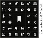 bookmark icon. digital