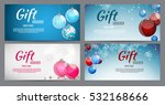 christmas and new year gift...   Shutterstock .eps vector #532168666