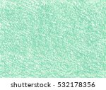 Mint Colored Pencil Background...