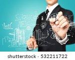 business. | Shutterstock . vector #532211722
