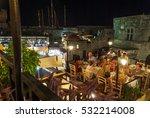 rhodes  greece   august 29 ... | Shutterstock . vector #532214008