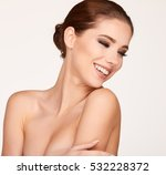natural beauty portrait....   Shutterstock . vector #532228372