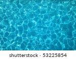 beautiful refreshing  blue... | Shutterstock . vector #53225854