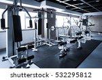 fitness club in luxury hotel... | Shutterstock . vector #532295812