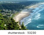 oregon coastline | Shutterstock . vector #53230