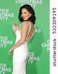 olivia munn at the los angeles...   Shutterstock . vector #532309195