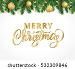 vector holiday background with... | Shutterstock .eps vector #532309846