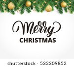 vector holiday background with... | Shutterstock .eps vector #532309852