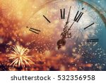 New Year\'s At Midnight   Old...