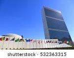 new  york  ny  usa   september... | Shutterstock . vector #532363315