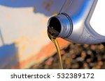 car oil   Shutterstock . vector #532389172