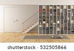 modern living room with...   Shutterstock . vector #532505866