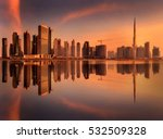 Panoramic View Business Bay Dubai - Fine Art prints