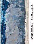 Oil Painting Closeup Texture...