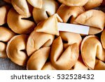 Many Chinese Fortune Cookie...