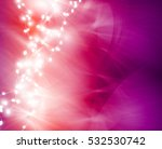 colourful glowing christmas... | Shutterstock .eps vector #532530742