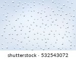 water background with water... | Shutterstock . vector #532543072