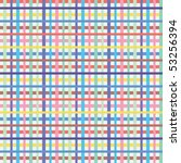 striped pattern  seamless ... | Shutterstock .eps vector #53256394