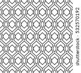 seamless geometric pattern.... | Shutterstock .eps vector #532570192