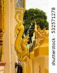 mahamuni buddha temple  a... | Shutterstock . vector #532571278