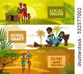 african ethnic culture... | Shutterstock .eps vector #532577002