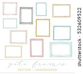 Decorative Vector Frames  Phot...
