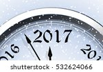 new year's eve 2017 | Shutterstock .eps vector #532624066