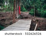 Wooden Boardwalks  Small Woode...