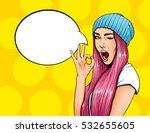 pop art vintage advertising... | Shutterstock .eps vector #532655605