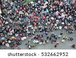 Prague   April 14  Crowded...
