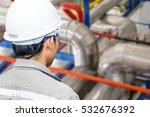 Engineer  Industrial Background.