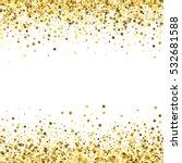 abstract pattern of random... | Shutterstock .eps vector #532681588