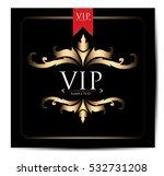 vip card | Shutterstock .eps vector #532731208