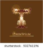 lettering name company for... | Shutterstock .eps vector #532761196