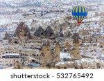 Cappadocia  Turkey   December...